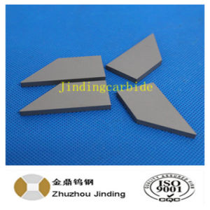Yg15 Carbide Welding Inserts for Agriculture Wear Parts pictures & photos