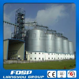 Supplying Professional Spiral Steel Silo for Grain and Wheat Storage pictures & photos