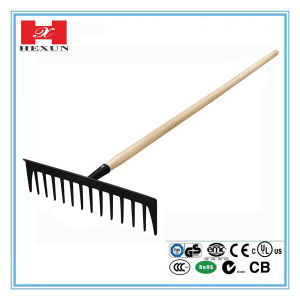 Long Handle Leaf Rake China Supplier pictures & photos