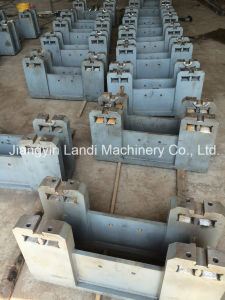 Material S235jrg2 Steel Structure Parts for European Steel Industry pictures & photos