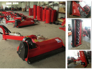 New CE Hydraulic Mower for Tractor Verge Flail Mower pictures & photos