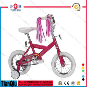 "2016 Hot Selling 12"" Cute Girl Honey, Training Wheel Kids Bike, Children Bicycle pictures & photos"