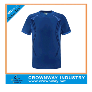Custom Cheap Sports T Shirts Running Shirt Sublimation pictures & photos