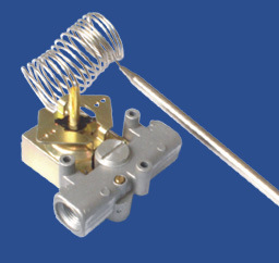 Gas Boiler Thermostatic Valve pictures & photos