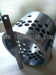 Custom Cemented Carbide Bushing as Wear Parts