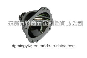 Die Casting Aluminum for Auto Lamp Shade (AL9087) with Electroplating Made in Dongguan