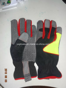 Mechanic Glove-Industrial Glove-Work Glove-Safety Glove-Labor Glove-Protective Glove pictures & photos