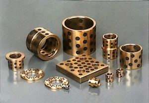 Solid Lubricant Inlaid Bearing for Automotive Products Line pictures & photos