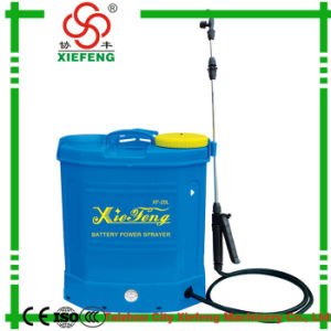 Xiefeng Electric Agriculture Battery Knapsack Power Sprayer pictures & photos