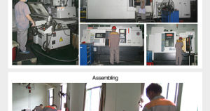 Hokaido High Quality Dry Screw Vacuum Pump (RSE630) pictures & photos