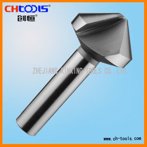 High Speed Steel Cylindrical Shank Countersink (TCHQ) pictures & photos