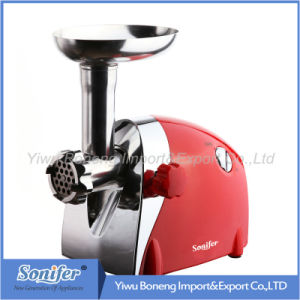 Electric Mince Machine Sf-305 (Red) Meat Grinder pictures & photos