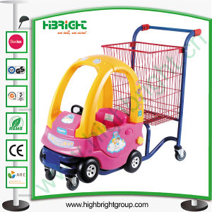 Kids Baby Children Shopping Trolley Cart Stroller pictures & photos