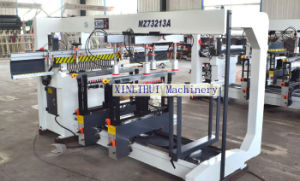 Plank Three Rows Woodworking Multi Boring Machine / Multi Boring Machines 2 Line pictures & photos