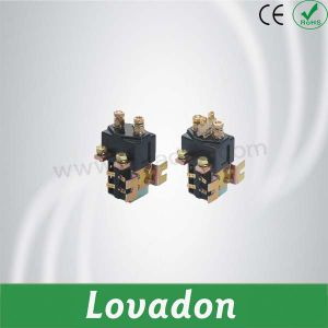 Lzj200 H DC Contactor for Battery or Rectified Power pictures & photos