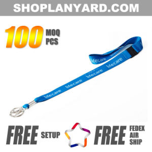 Breakaway Safety Buckle Sublimation Lanyards