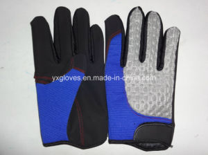 Work Glove-Safety Glove-Weight Lifting Glove-Mechanic Glove-Labor Glove pictures & photos