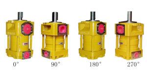 Hydraulic Gear Oil Pump Nt3-C40f High Pressure Pump pictures & photos