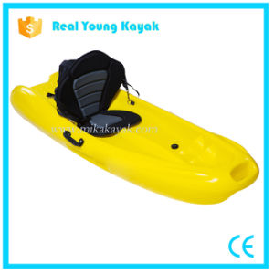 Cheap Plastic Kayak Kids Paddle Boat for Sale pictures & photos