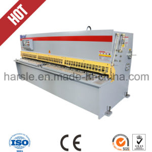 QC12y Swing Beam Cutting Machine pictures & photos