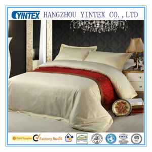 100% Cotton Fabric Chinese Wholesale Hotel Beddig Sheets Set pictures & photos