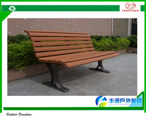 High Quality Outdoor Plastic Wood HDPE Benches Outdoor Bench