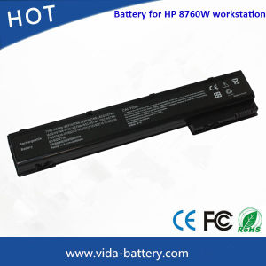 Laptop Battery/Lithium Battery for HP Elitebook 8560W 8760W pictures & photos