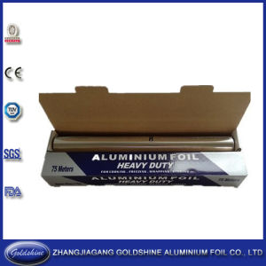 Disposable Household Aluminium Foil for Food Packing pictures & photos
