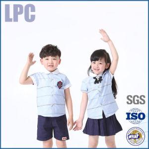 Vintage Summer School Wear Primary School Uniform pictures & photos