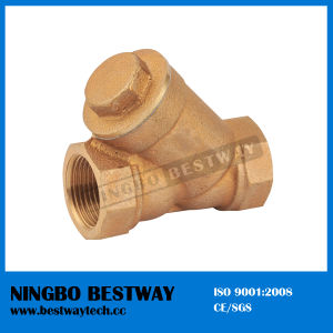 Hot Sale Casting Bronze Y-Strainer (BW-Q08) pictures & photos