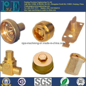 SGS Certified Precision Brass Forged Fittings pictures & photos