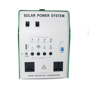 Solar Power System 300W -1000W for Home Use pictures & photos