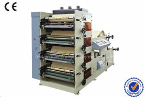 6 Color Flexo Printing Machine pictures & photos