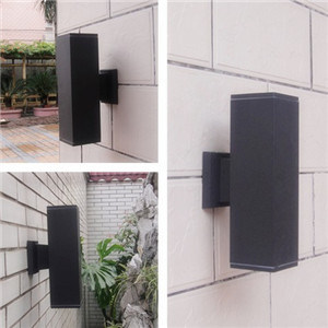 Two Heads Outdoor LED Wall Light pictures & photos