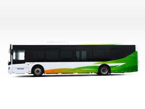 Sunlong Slk6119au Diesel City Bus pictures & photos