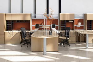 best selling cubicle workstation design modular office mdf patition sz ws516 best office cubicle design