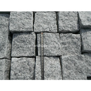 Wholesale Cheap G654 Granite Cobble for Flooring pictures & photos