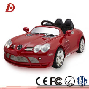 mercedes benz r199 brand kids electric car with 24g rc