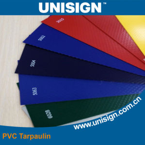 PVC Coating Tarpaulin Fabric (650GSM) pictures & photos