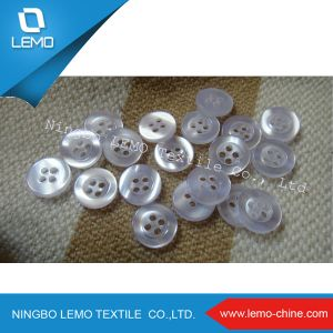 Polyester Resin Button for Men Shirt pictures & photos