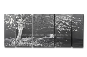 3D Visual Effect Metall Wall Art for Deocoration pictures & photos