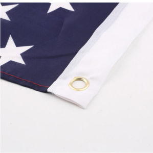 Promotional Price Fashion Design Custom-Made Blank White Flag pictures & photos