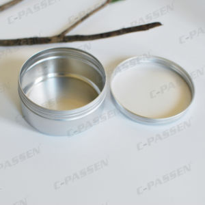 150ml Aluminum Screw Jar for Cosmetic Packaging pictures & photos