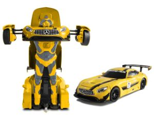 Remote Control Transformer Car 1: 14 2.4G Authorized Model (H10412018) pictures & photos