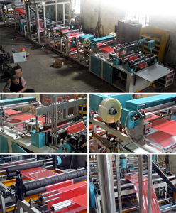 Best Ultrasonic Nonwoven Shopping Bag Making Machine pictures & photos