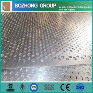 CNC Metal Plate Punching Sheet pictures & photos