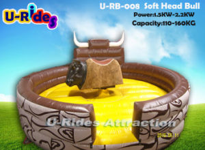 Hard Head Inflatable Mechanical Bull pictures & photos