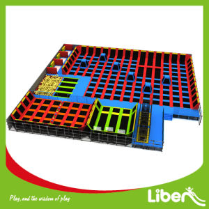 Amusement Indoor Trampoline Park for Children and Adults Le. B2.507.032 pictures & photos