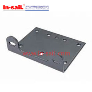 Metal Material Small Steel Plate Any Type with Through Hole pictures & photos