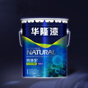 Hualong Natural Algae Eliminate Aldehyde Wall Paint pictures & photos